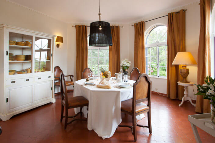 Separate diningroom, Eßzimmer, aparte eetkamer