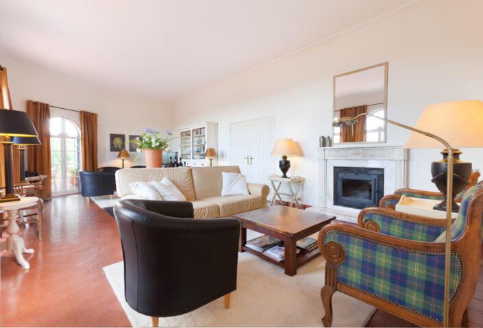 Comfortable living room, sfeervolle zitkamer, stimmunsgvolle Wohnzimmer