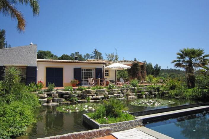Frontside holiday villa Foz do Banho, Algarve, Ferienhaus Foz do Banho, Villa Foz do Banho algarve